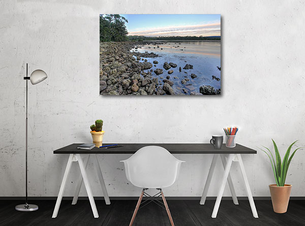 Mollymook Art Print Beach Canvas Art