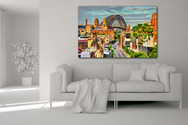 New South Wales Canvas Prints