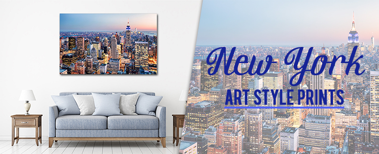 New York Wall Art Prints For Sale