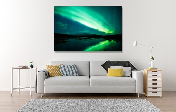 Northern Lights Canvas Prints