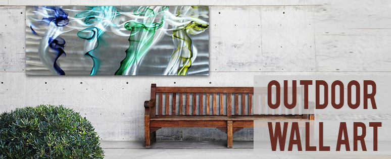 Outdoor Banner. Outdoor Wall Art