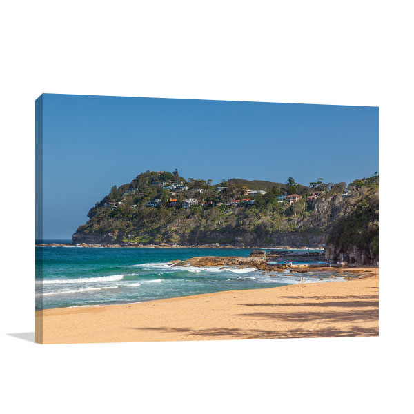 Palm Beach Art Print Best Beach Print Artwork