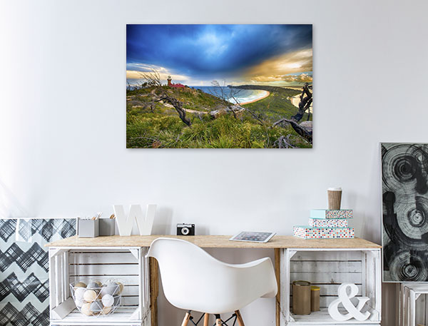 Palm Beach Art Print NSW Wall Art Print
