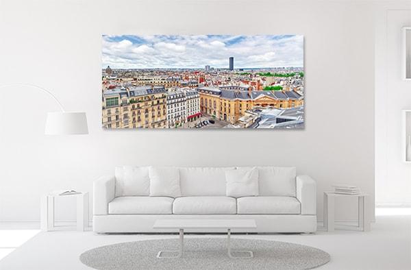 Pantheon Paris Canvas Prints