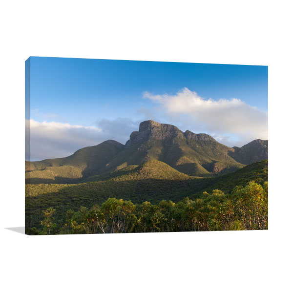 Perth Art Print Bluff Knoll Stirling Ranges Canvas Art