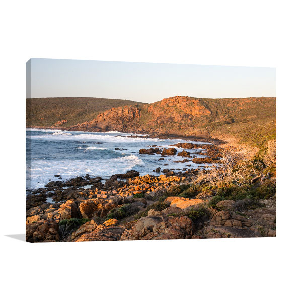 Perth Art Print Cape Coastline Print Art Canvas
