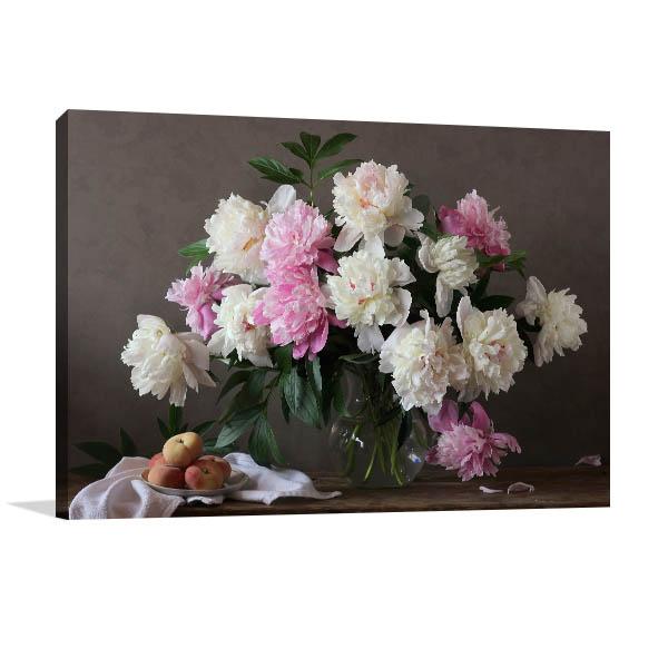 Pink Bouquet Wall Art