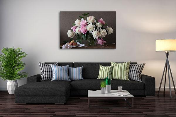 Pink Bouquet Art Prints