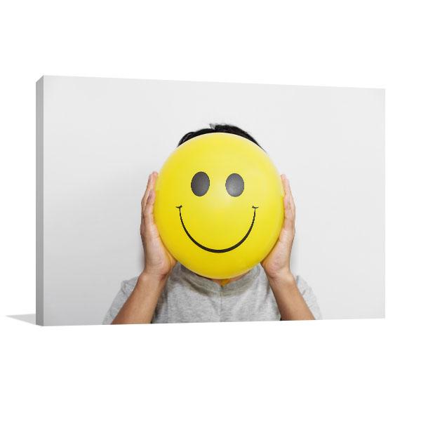 Positive Thinking Print Artwork