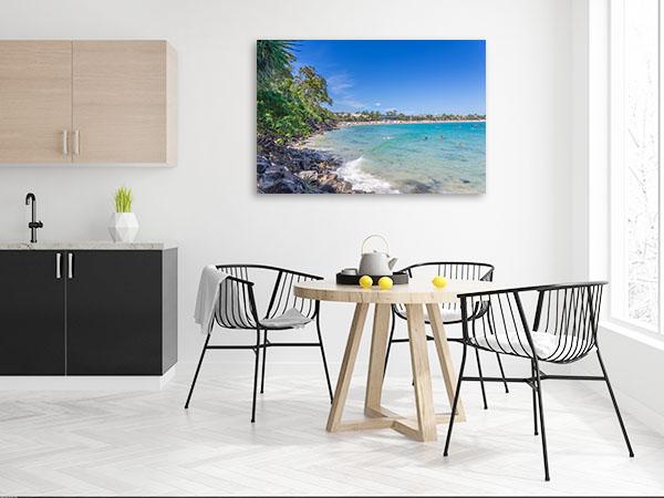 Queensland Art Print Beautiful Noosa Beach Print Photo Art
