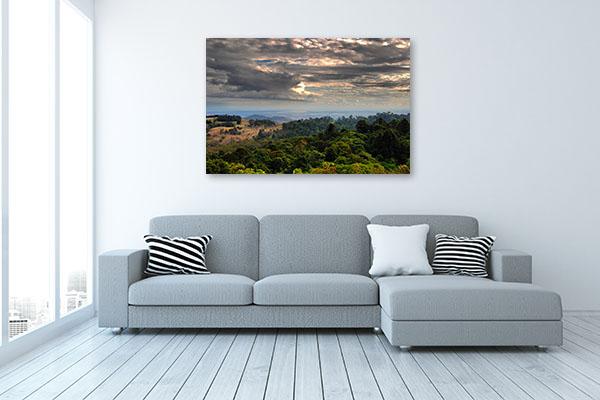 Queensland Art Print Bunya Mountains Print Artwork