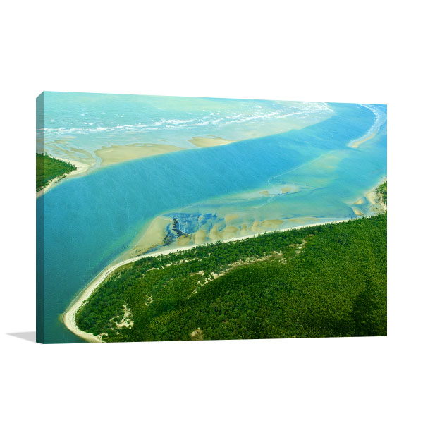 Queensland Art Print Cape Tribulation Prints Canvas