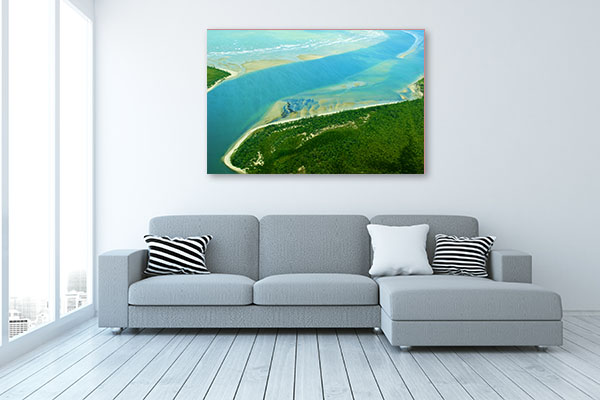 Queensland Art Print Cape Tribulation Artwork