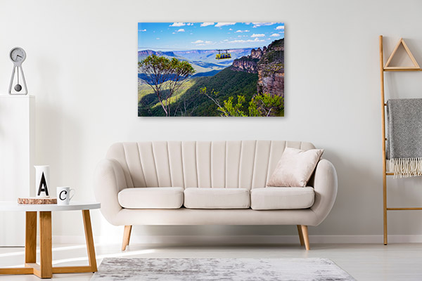 Queensland Art Print Skyrail Rainforest Print Art Canvas