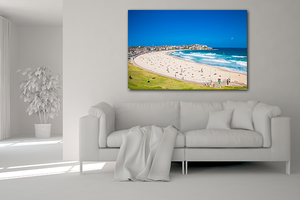 Relax at Bondi Beach Prints Canvas