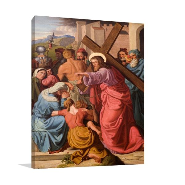 Sacrifice of Christ Art Prints