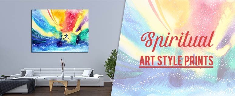 Spiritual Style Prints And Interior Decor Suggestions