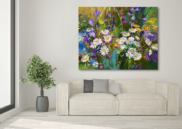 Spring Bloom Wall Canvas