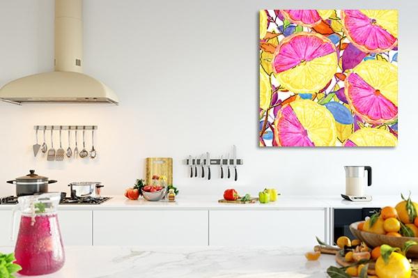 Summer Fruits Canvas Prints