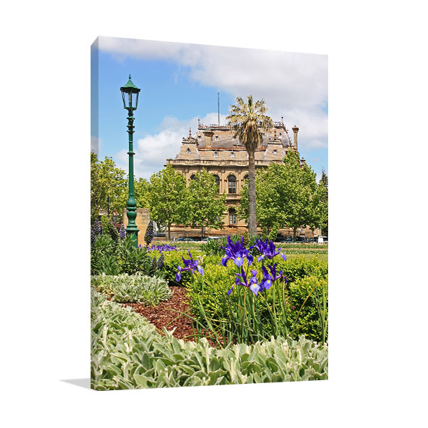 Sunny Day Bendigo Art Prints