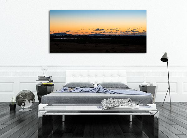 Sunrise off Mackay Art Prints
