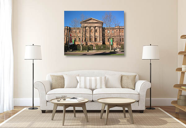 Sydney Art Print Australian Museum Canvas Art Prints
