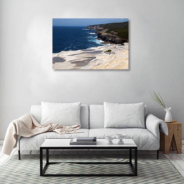 Sydney Art Print Bundeena Lookout Print Artwork