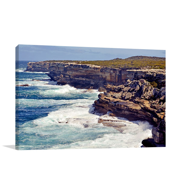 Sydney Art Print Cape Solander Photo Wall