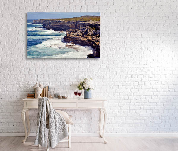 Sydney Art Print Cape Solander Artwork