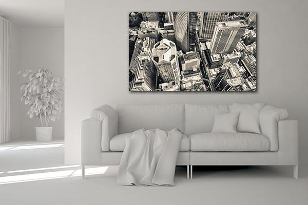 Sydney Black & White Print Artwork