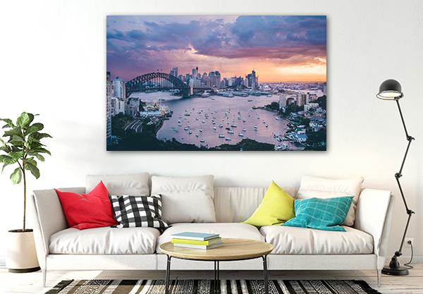 Sydney City Wall Art