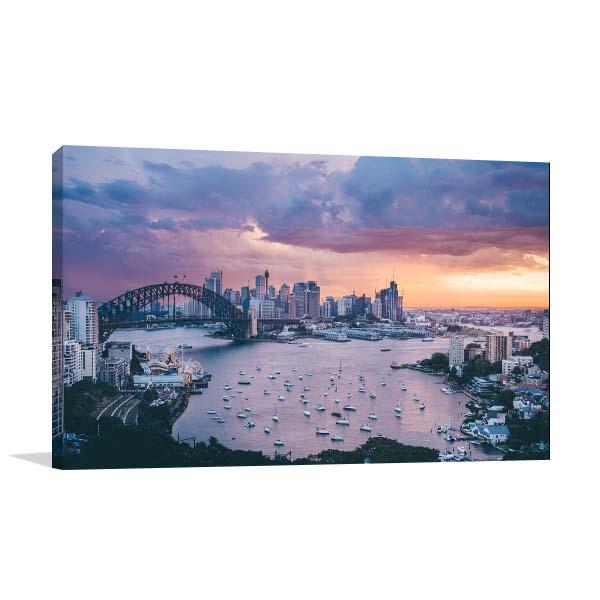 Sydney City Art Prints
