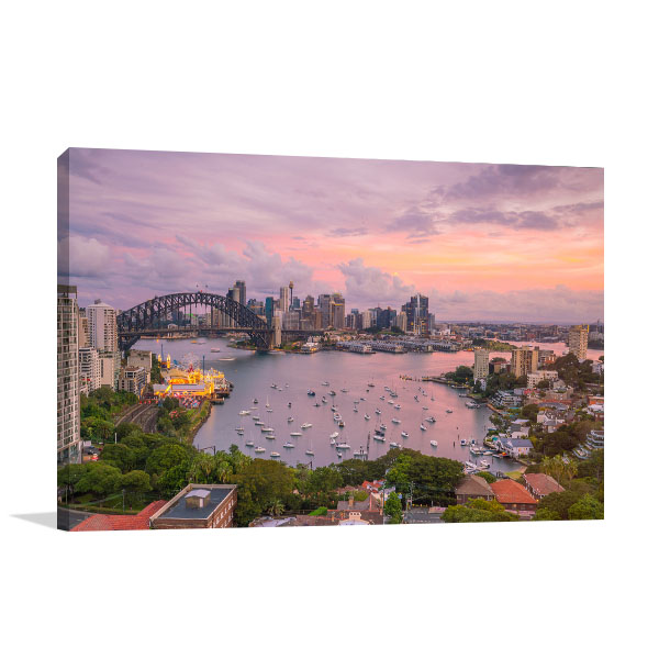 Sydney Destination Art Prints