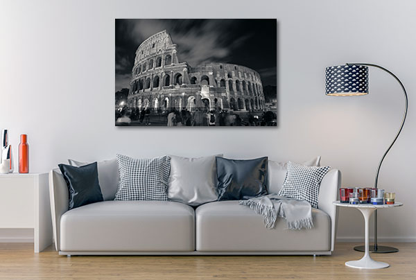 Symbol of Rome Canvas Art Prints