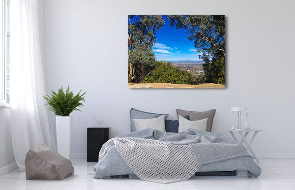 Tamworth Art Print Of Scenic Outback Canvas Art
