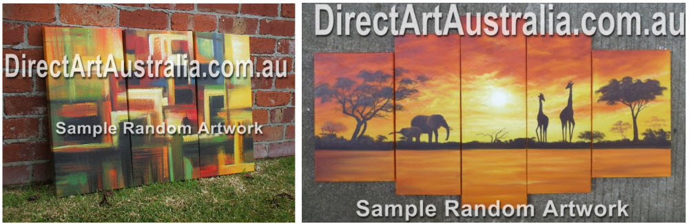 triptych-multi-panel-artwork-canvas-paintings-sydney-melbourne