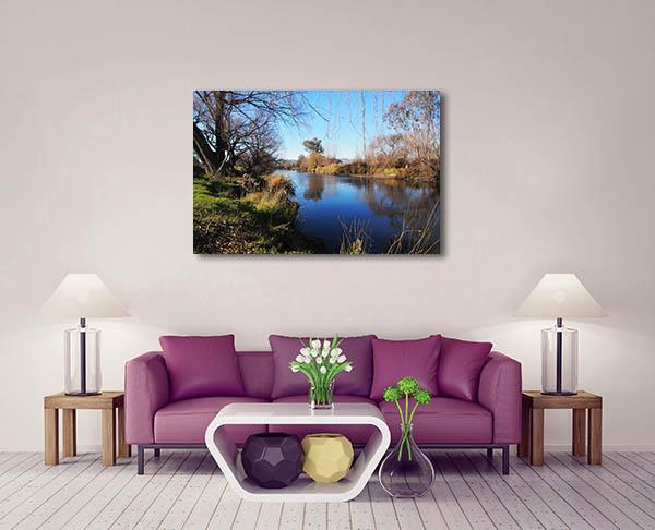 Tumut Art Print Canvas River Canvas Art Prints