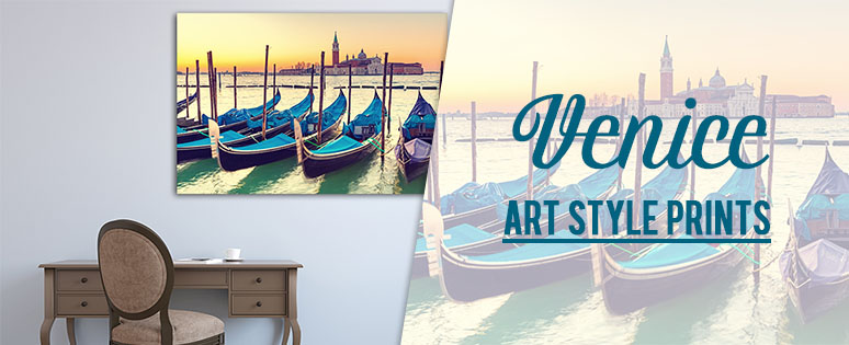 Venice Art Style Prints And Wall Hangings Sydney
