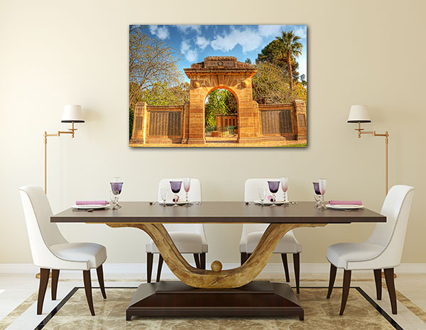 War Memorial Wagga Prints Canvas