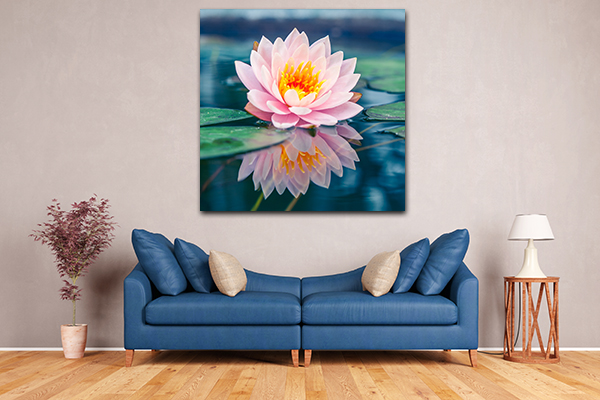 Water Lily Artwork