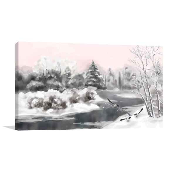 White Season Artwork