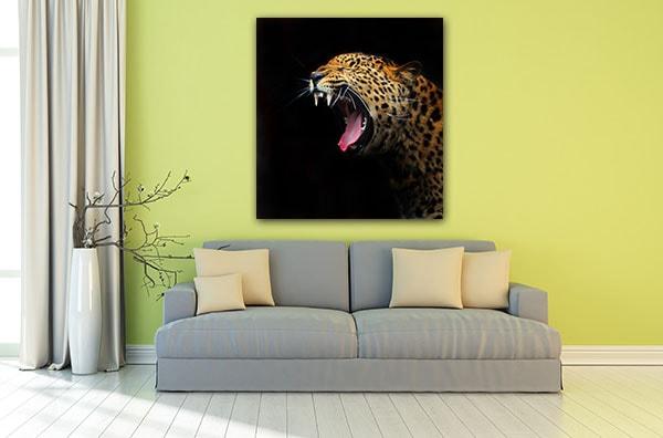 Wild Leopard Prints Canvas