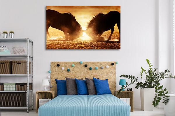 Wildebeest Dual Artwork