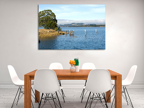 Wingecarribee Dam Bowral Canvas Art
