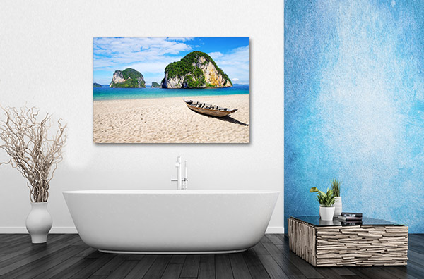 Wooden Boat Art Prints