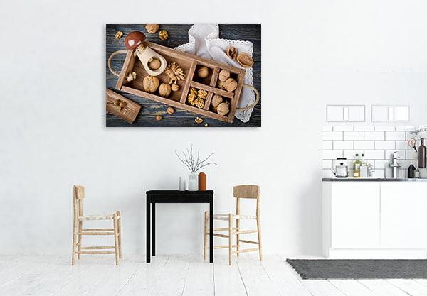 Wooden Box Prints Canvas