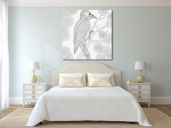 Woodpecker Artwork